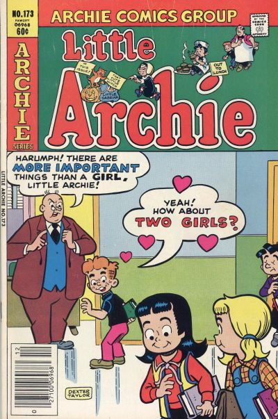 Cover for Little Archie (Archie, 1969 series) #173