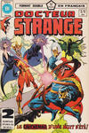 Cover for Docteur Strange (Editions Héritage, 1979 series) #5/6