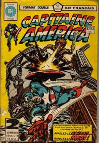 Cover Thumbnail for Capitaine America (Editions Héritage, 1970 series) #82/83
