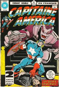 Cover Thumbnail for Capitaine America (Editions Héritage, 1970 series) #130/131