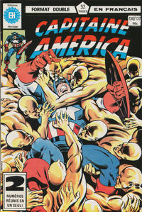 Cover Thumbnail for Capitaine America (Editions Héritage, 1970 series) #136/137
