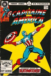 Cover Thumbnail for Capitaine America (Editions Héritage, 1970 series) #152/153