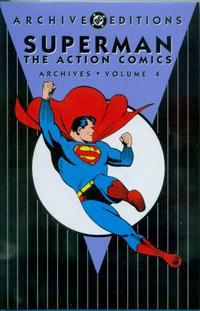 Cover Thumbnail for Superman: The Action Comics Archives (DC, 1997 series) #4