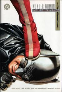 Cover Thumbnail for Wonder Woman: The Hiketeia (DC, 2002 series)