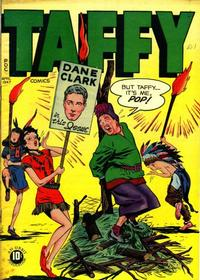 Cover Thumbnail for Taffy Comics (Orbit-Wanted, 1945 series) #7