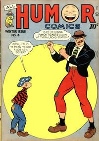 Cover Thumbnail for All Humor Comics (Quality Comics, 1946 series) #4