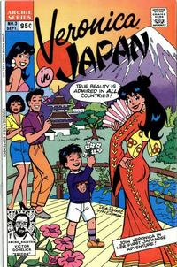 Cover Thumbnail for Veronica (Archie, 1989 series) #3