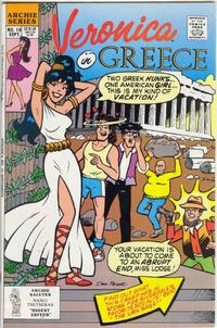 Cover Thumbnail for Veronica (Archie, 1989 series) #10
