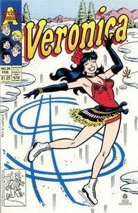 Cover Thumbnail for Veronica (Archie, 1989 series) #26 [Direct Edition]