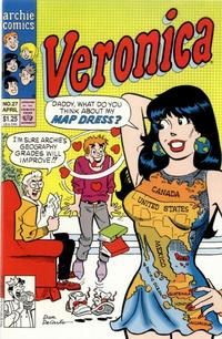 Cover Thumbnail for Veronica (Archie, 1989 series) #27