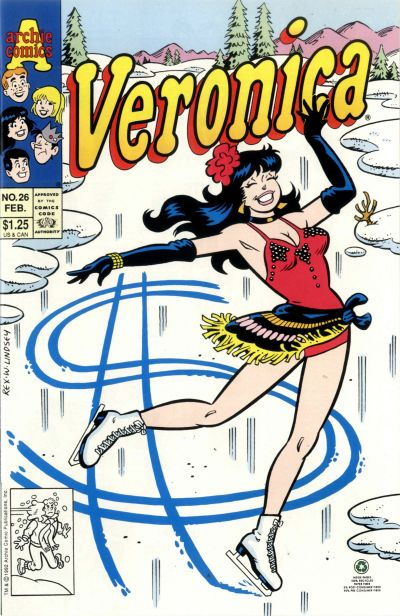 Cover for Veronica (1989 series) #26