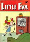 Cover for Little Eva (St. John, 1952 series) #1