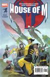 Cover Thumbnail for House of M (2005 series) #1 [Ribic Cover]