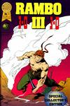 Blackthorne 3-D Series #49-A Rambo III 3-D #1