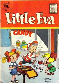 Cover Thumbnail for Little Eva (St. John, 1952 series) #31
