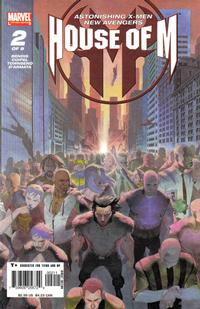 Cover Thumbnail for House of M (Marvel, 2005 series) #2