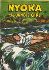 Cover for Nyoka the Jungle Girl (Fawcett, 1945 series) #4