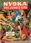 Cover for Nyoka the Jungle Girl (Fawcett, 1945 series) #6