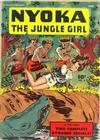Nyoka the Jungle Girl #8