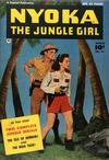 Cover for Nyoka the Jungle Girl (Fawcett, 1945 series) #41
