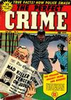 Cover for The Perfect Crime (Cross Publications, 1949 series) #8