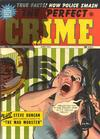 Cover for The Perfect Crime (Cross Publications, 1949 series) #23