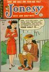 Cover for Jonesy (Quality Comics, 1953 series) #4