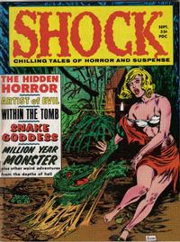 Cover Thumbnail for Shock (Stanley Morse, 1969 series) #v1#3
