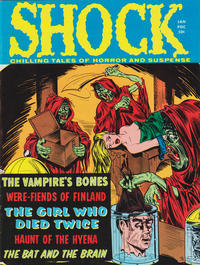 Cover Thumbnail for Shock (Stanley Morse, 1969 series) #v2#6
