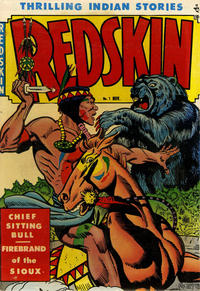 Cover Thumbnail for Redskin (Youthful, 1950 series) #7