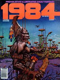 Cover Thumbnail for 1984 (Warren, 1978 series) #7