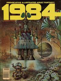 Cover Thumbnail for 1984 (Warren, 1978 series) #9