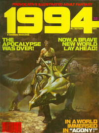 Cover Thumbnail for 1994 (Warren, 1980 series) #16