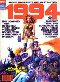 Cover Thumbnail for 1994 (Warren, 1980 series) #17