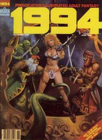 Cover Thumbnail for 1994 (Warren, 1980 series) #25
