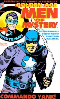 Cover Thumbnail for Golden-Age Men of Mystery (AC, 1996 series) #14