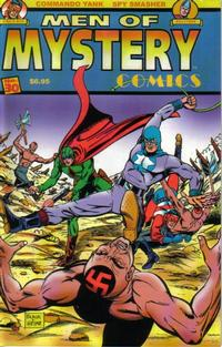 Cover Thumbnail for Men of Mystery Comics (AC, 1999 series) #30