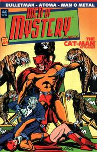 Cover for Men of Mystery Comics (AC, 1999 series) #44