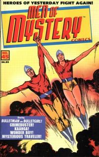 Cover Thumbnail for Men of Mystery Comics (AC, 1999 series) #45