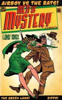 Cover Thumbnail for Men of Mystery Comics (AC, 1999 series) #53