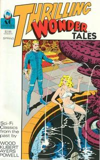 Cover Thumbnail for Thrilling Wonder Tales (AC, 1991 series)