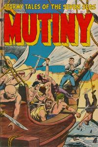 Cover Thumbnail for Mutiny (Key Publications, 1954 series) #2