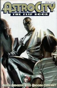 Cover Thumbnail for Astro City / Arrowsmith (DC, 2004 series) #1