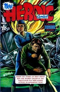 Cover Thumbnail for New Heroic Comics (Eastern Color, 1946 series) #68
