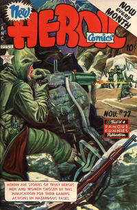 Cover Thumbnail for New Heroic Comics (Eastern Color, 1946 series) #77