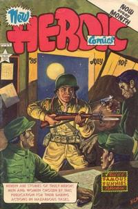 Cover Thumbnail for New Heroic Comics (Eastern Color, 1946 series) #85