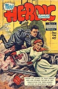Cover Thumbnail for New Heroic Comics (Eastern Color, 1946 series) #94