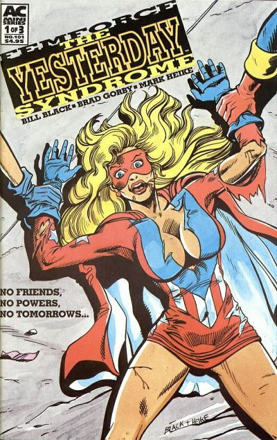 Cover for FemForce (AC, 1985 series) #101