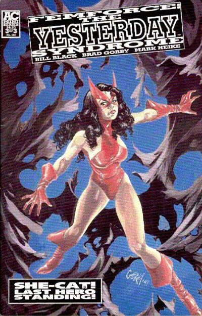 Cover for FemForce (AC, 1985 series) #103