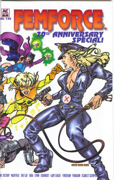 Cover for FemForce (AC, 1985 series) #130